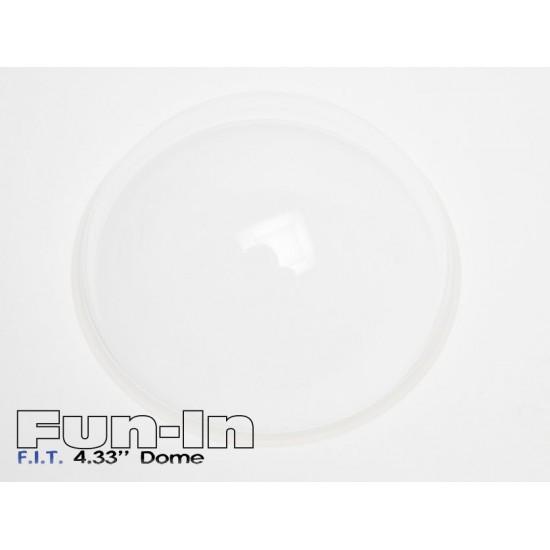F.I.T. 4.33'' 光学玻璃 Dome for Nauticam