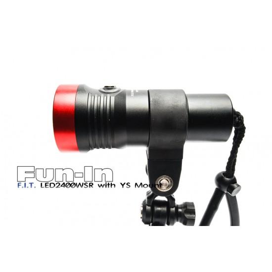 F.I.T. YS 接座 for LED 1200/2400/2500/2600
