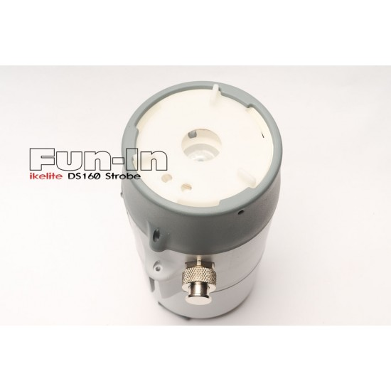 Ikelite DS160 TTL 闪灯+对焦灯/镍锰电池