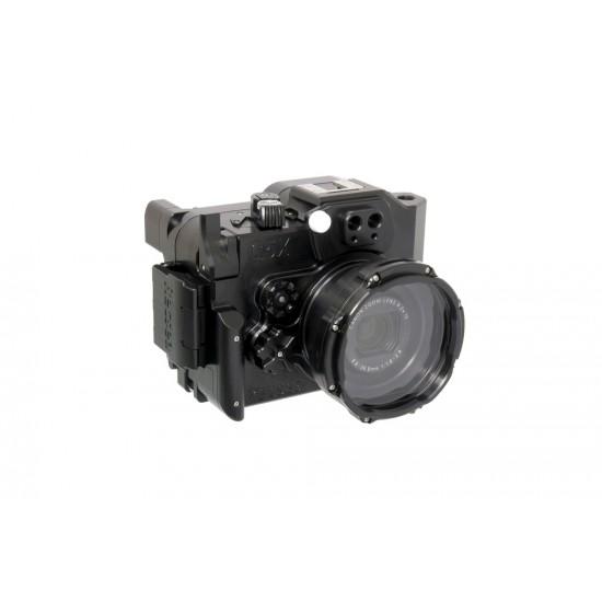Recsea WHC-G5X 防水壳 for Canon G5 X