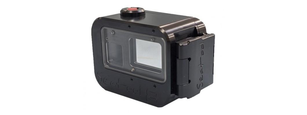 Seatool Gopro8 专用防水壳