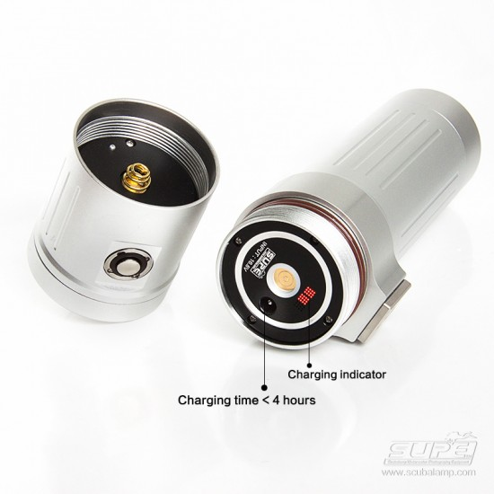 Scubalamp V6K pro 摄影灯 (12000 流明)