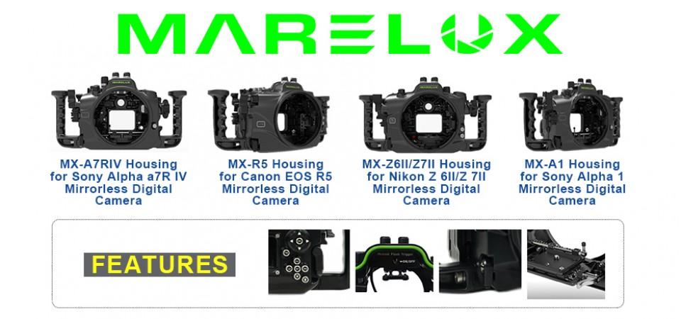 Marelux 防水壳系列