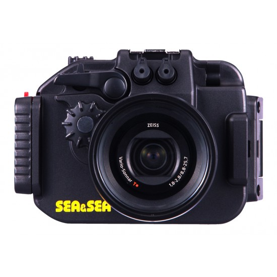 Sea&Sea MDX-RX100lll 防水壳 for SONY DSC-RX100III/RX100IV/RX100V