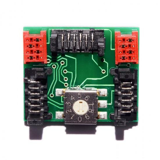 UW Technics TTL 讯号转换器 for Panasonic (Seacam 防水壳)