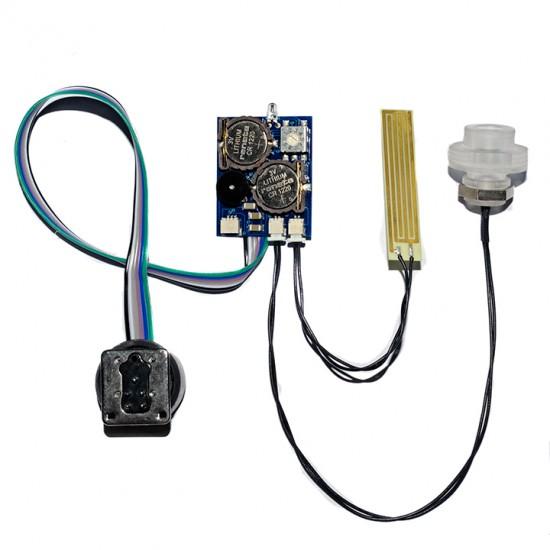 UW Technics TTL 讯号转换器 for Canon for SEAFROGS (MEIKON 防水壳顶端有单个光纤孔版本)