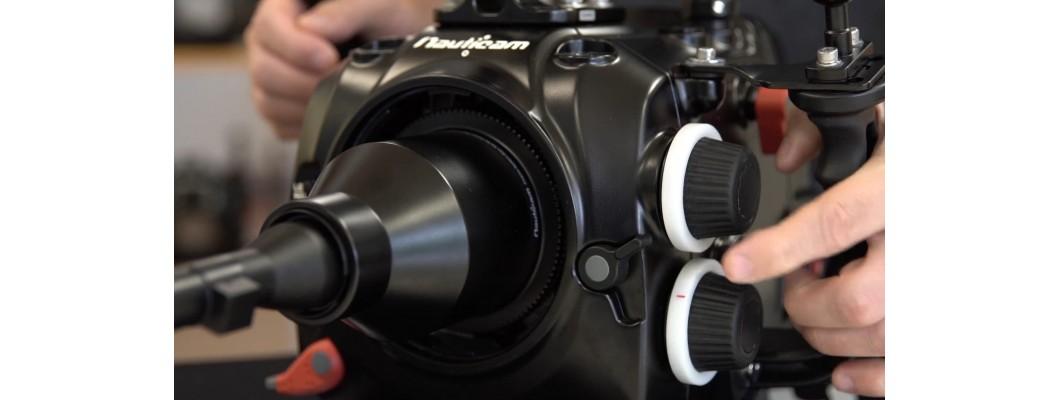 Nauticam对焦环组合 for Laowa 24mm镜头安装影片