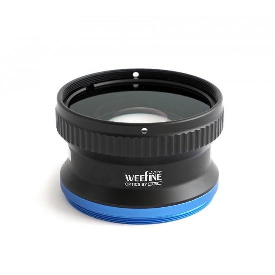 Weefine WFL03 微距镜 (+12, M67, 设计给数位相机24mm镜头)