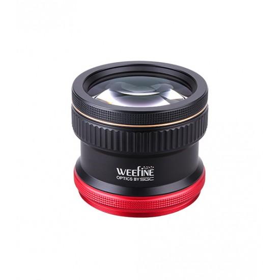 Weefine WFL06S APO 微距镜 (+23, M67, 设计给全幅单反搭配60-105mm镜头使用)